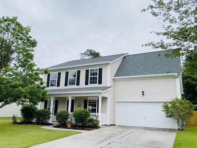 505 Beverly Drive, Summerville, SC 29485 (#20013819) :: The Cassina Group