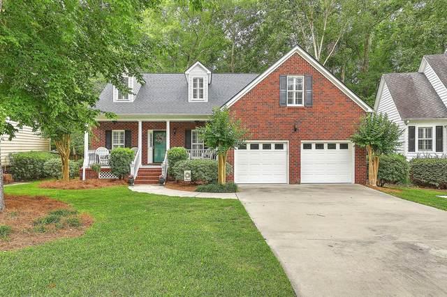8611 Woodland Walk, North Charleston, SC 29420 (#20013820) :: The Cassina Group