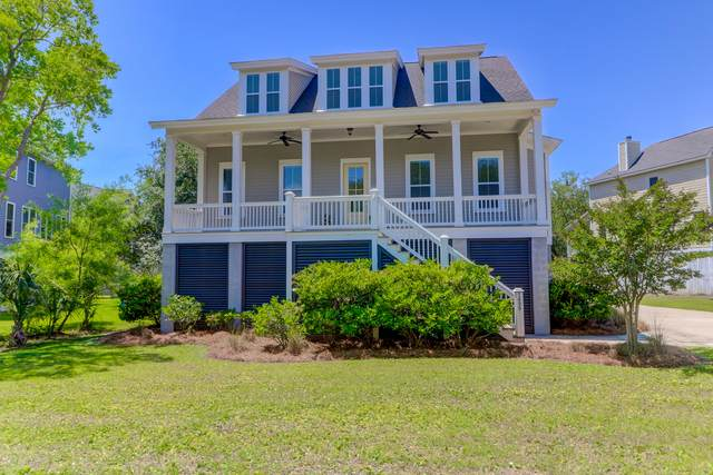 1499 Fiddlers Lake Court, Mount Pleasant, SC 29464 (#20013860) :: The Cassina Group