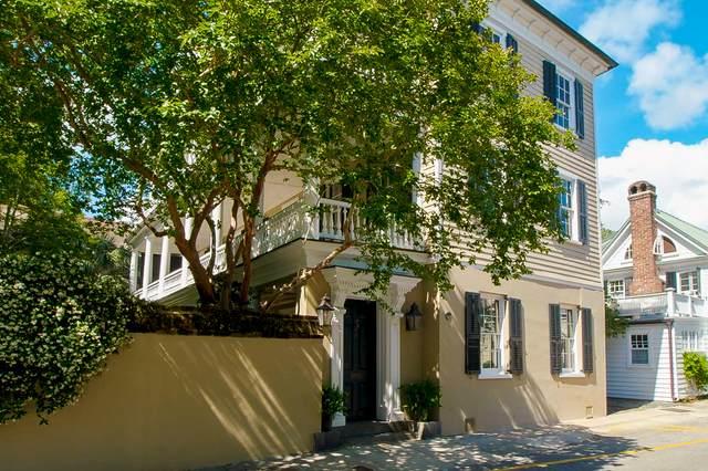 11 Water Street, Charleston, SC 29401 (#20013874) :: The Cassina Group