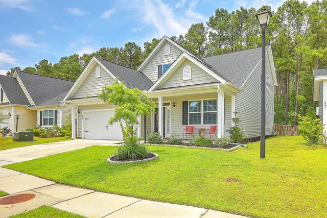 449 Foxbank Plantation Boulevard, Moncks Corner, SC 29461 (#20013900) :: Realty One Group Coastal