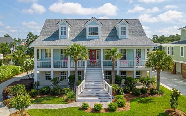 2657 Crooked Stick Lane, Mount Pleasant, SC 29466 (#20013994) :: The Cassina Group