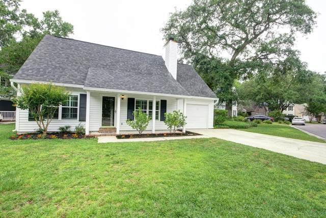 519 Castle Hall Road, Mount Pleasant, SC 29464 (#20014006) :: The Cassina Group