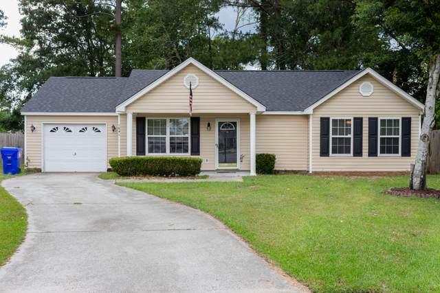 9840 Levenshall Drive, Ladson, SC 29456 (#20014049) :: Realty One Group Coastal