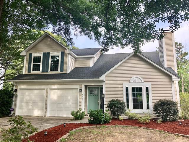 2033 Country Manor Drive, Mount Pleasant, SC 29466 (#20014053) :: The Gregg Team