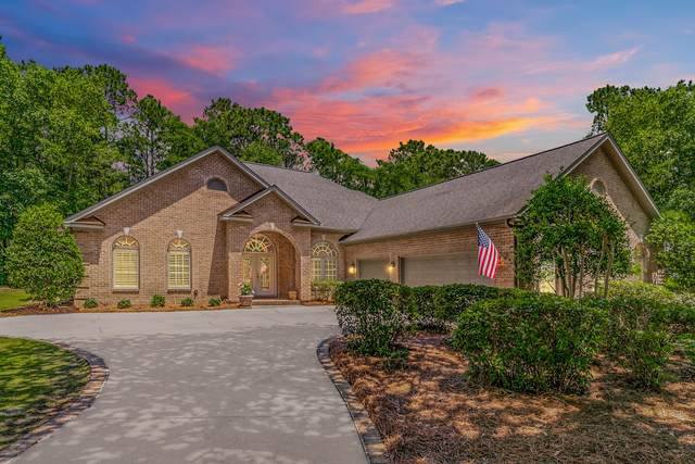 1268 Heritage Drive, Pawleys Island, SC 29585 (#20014077) :: The Cassina Group