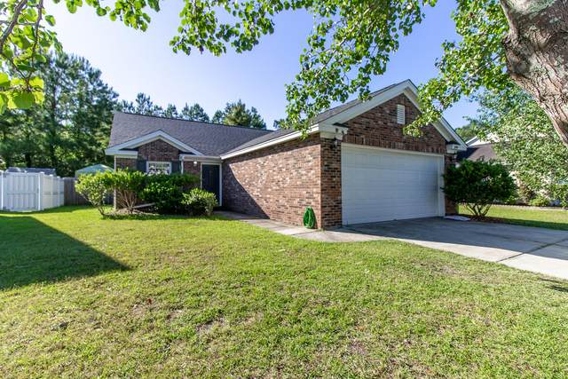 160 Two Pond Loop, Ladson, SC 29456 (#20014122) :: The Gregg Team