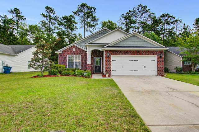 258 Westbrooke Road, Summerville, SC 29486 (#20014147) :: The Cassina Group
