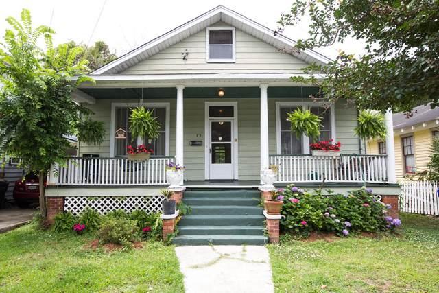 73 Maple Street, Charleston, SC 29403 (#20014155) :: The Cassina Group