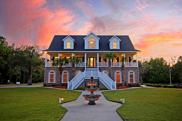 4852 Ashley River Road, Summerville, SC 29485 (#20014158) :: The Cassina Group