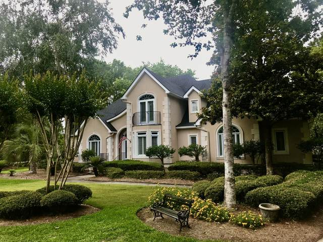 2101 Sewee Indian Court, Mount Pleasant, SC 29466 (#20014182) :: The Cassina Group