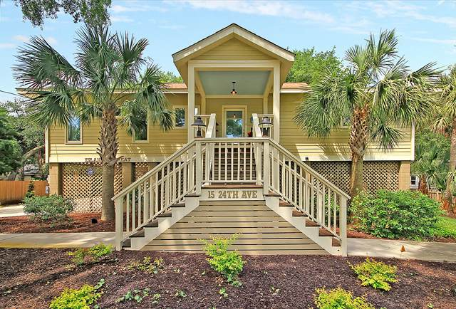 15 24th Avenue, Isle Of Palms, SC 29451 (#20014201) :: The Cassina Group