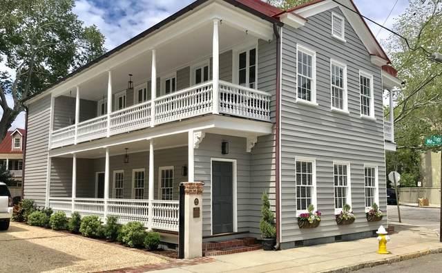 160 Tradd Street, Charleston, SC 29401 (#20014207) :: Realty One Group Coastal