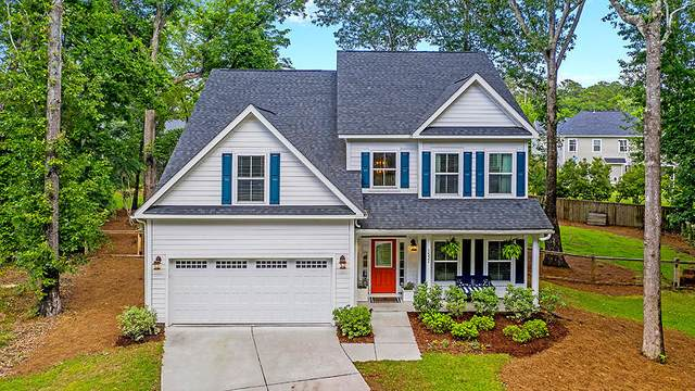 1532 Joe Rouse Road, Mount Pleasant, SC 29466 (#20014212) :: The Cassina Group