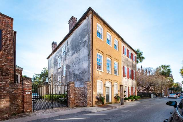 23 Queen Street C, Charleston, SC 29401 (#20014363) :: The Cassina Group