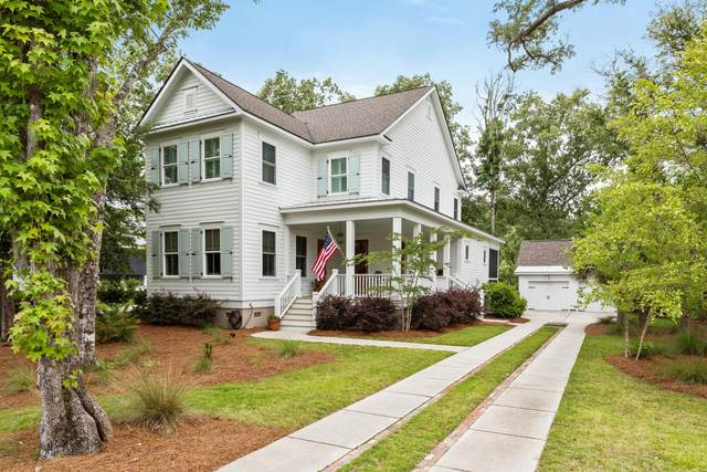 1521 Lindsey Creek Drive, Mount Pleasant, SC 29466 (#20014386) :: The Gregg Team