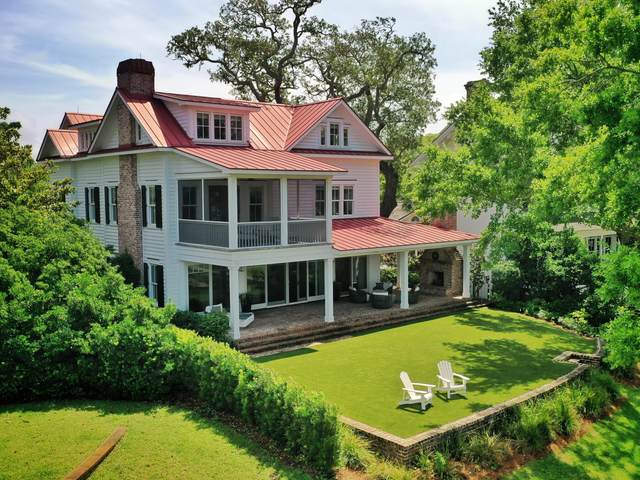 202 Bank Street, Mount Pleasant, SC 29464 (#20014459) :: The Cassina Group