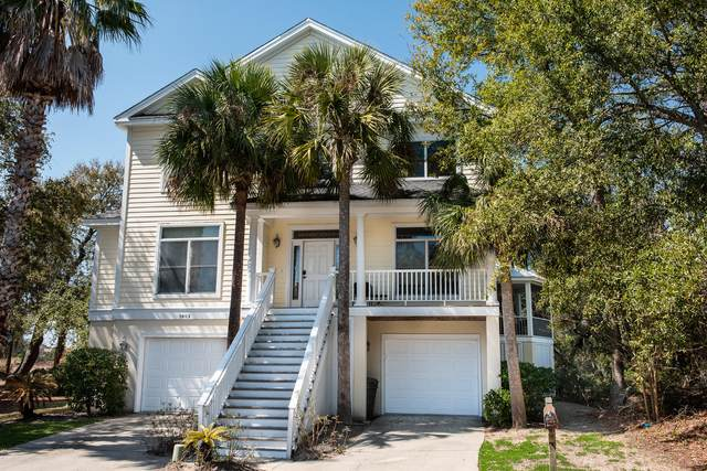 5803 Back Bay Drive, Isle Of Palms, SC 29451 (#20014510) :: The Cassina Group