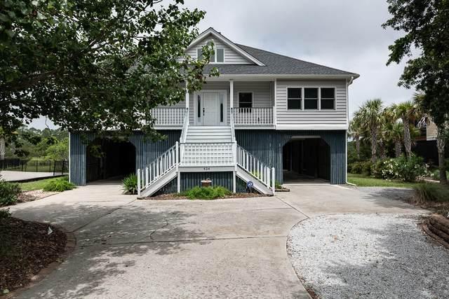 424 W Indian Avenue, Folly Beach, SC 29439 (#20014550) :: The Cassina Group
