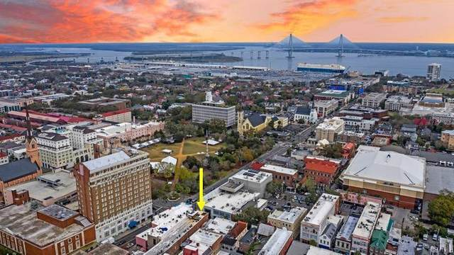 377 King Street #103, Charleston, SC 29401 (#20014557) :: The Cassina Group