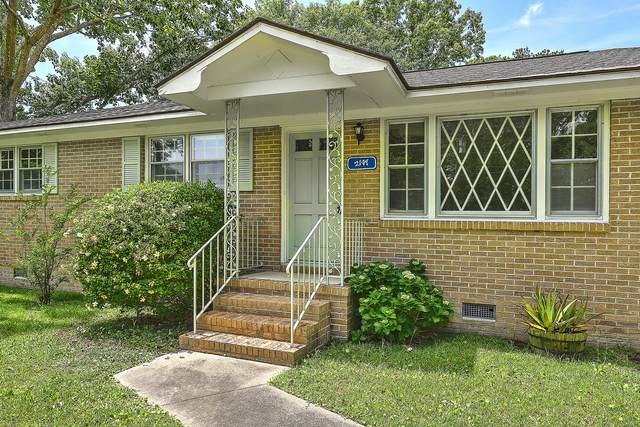 2149 Wood Avenue, Charleston, SC 29414 (#20014614) :: The Cassina Group