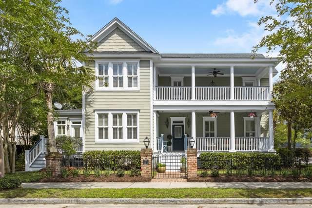 2 Amelia Avenue, Charleston, SC 29403 (#20014715) :: The Cassina Group