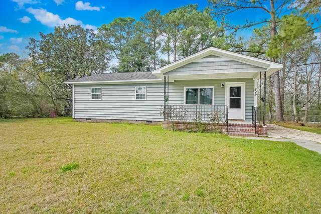 206 Birch Avenue, Goose Creek, SC 29445 (#20014819) :: Realty One Group Coastal