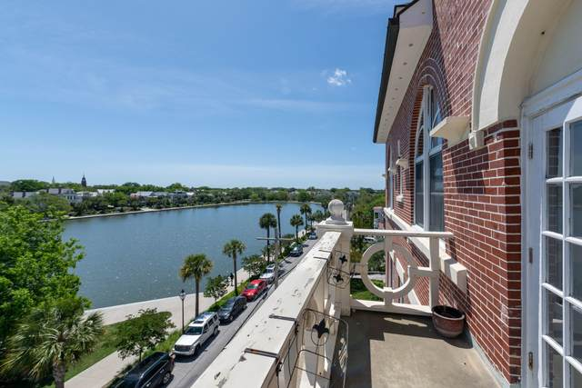 55 Ashley Avenue #19, Charleston, SC 29401 (#20014874) :: The Gregg Team