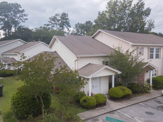 406 Sandlewood Drive, Summerville, SC 29483 (#20014885) :: Realty One Group Coastal