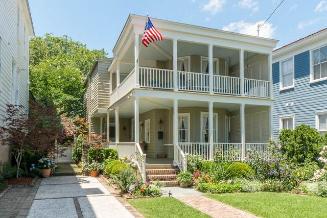 4 Judith Street, Charleston, SC 29403 (#20014942) :: The Cassina Group