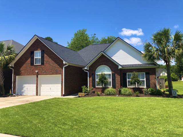 8765 Evangeline Drive, North Charleston, SC 29420 (#20014976) :: Realty One Group Coastal