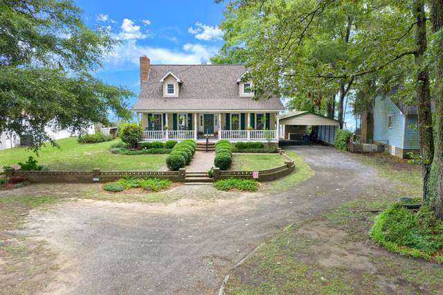 212 Driftwood Drive, Eutawville, SC 29048 (#20014995) :: Realty One Group Coastal