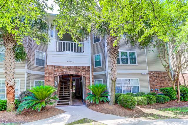 188 Midland Parkway #412, Summerville, SC 29485 (#20015004) :: The Cassina Group