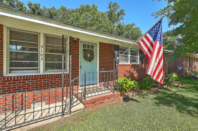 5103 Monterey Street, North Charleston, SC 29405 (#20015030) :: Realty One Group Coastal