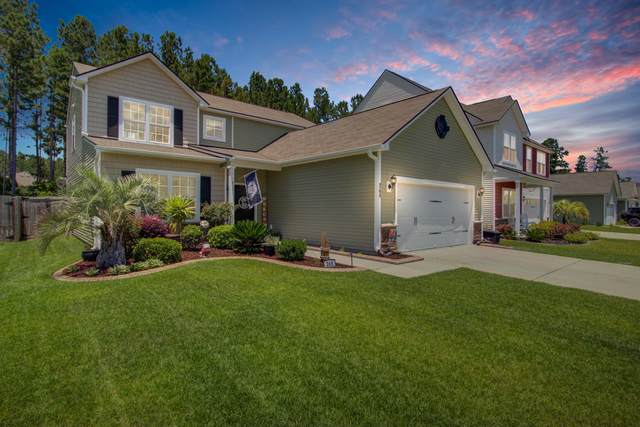 268 Decatur Drive, Summerville, SC 29486 (#20015052) :: Realty One Group Coastal