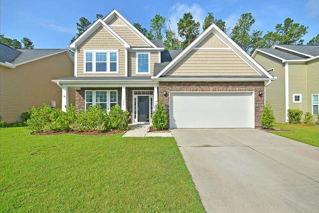 299 Spectrum Road, Summerville, SC 29486 (#20015077) :: Realty One Group Coastal