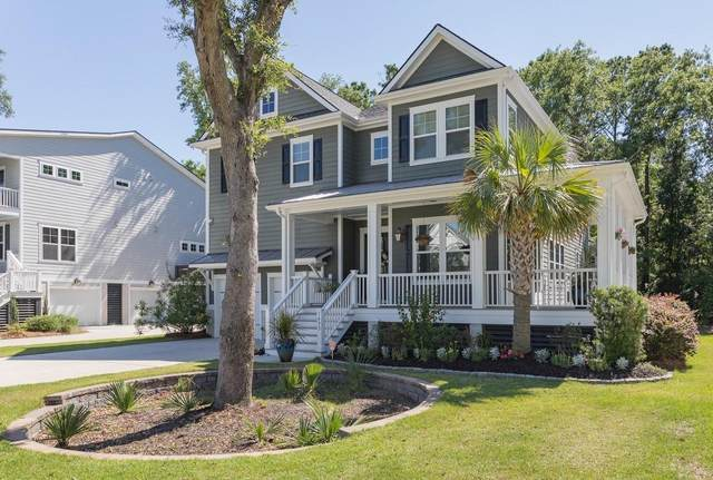 1493 Red Tide Road, Mount Pleasant, SC 29466 (#20015229) :: The Cassina Group