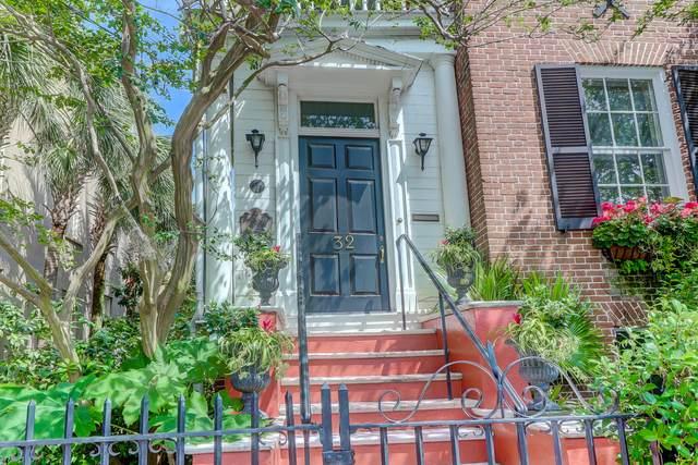 32 Society Street, Charleston, SC 29401 (#20015271) :: Realty One Group Coastal