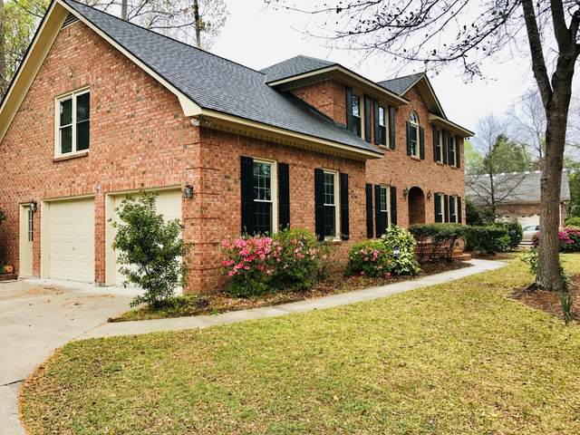 238 Brandywine Drive, Summerville, SC 29485 (#20015344) :: The Cassina Group