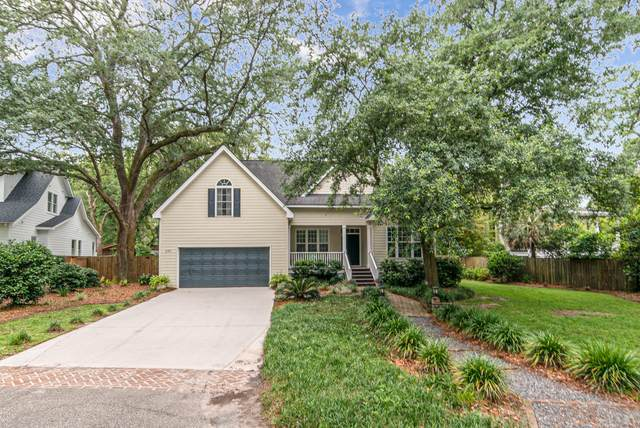 2185 Parkway Drive, Charleston, SC 29412 (#20015368) :: The Gregg Team