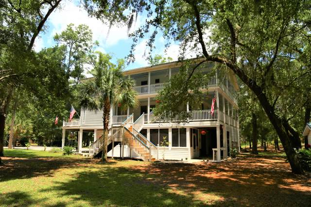 8676 Palmetto Road, Edisto Island, SC 29438 (#20015467) :: The Cassina Group