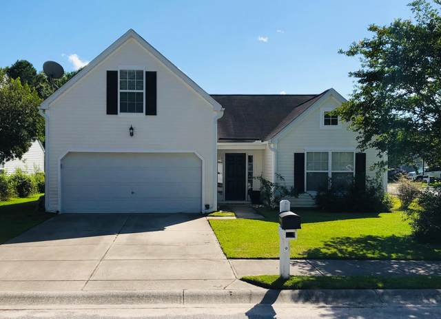 1343 Palm Cove Drive, Charleston, SC 29492 (#20015488) :: The Cassina Group