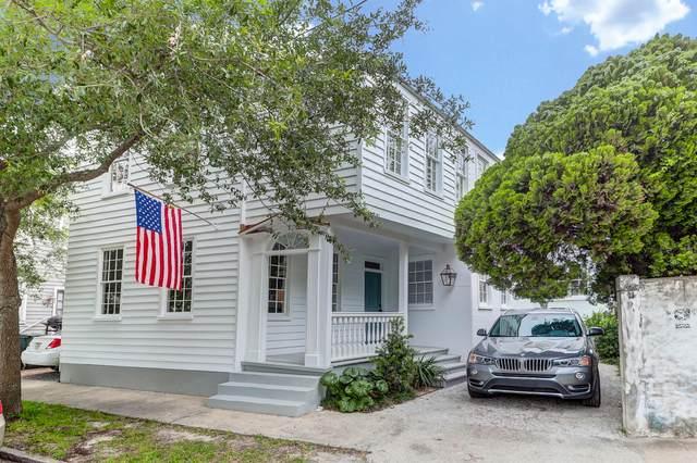 9 Jasper Street, Charleston, SC 29403 (#20015562) :: The Gregg Team