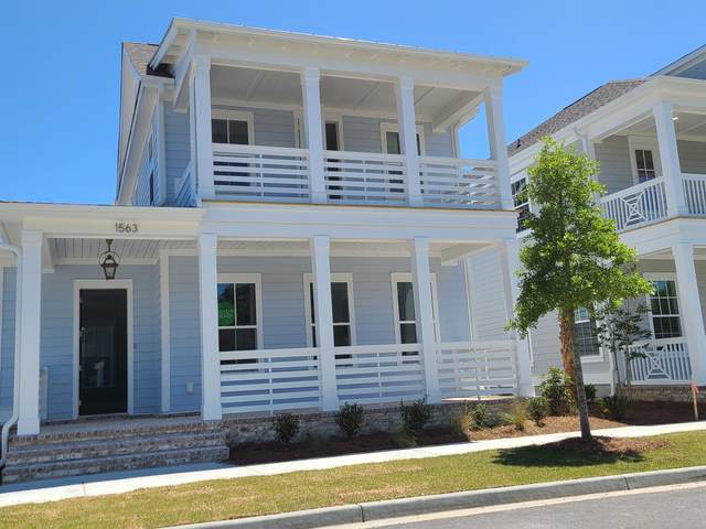 1561 Kepley Drive, Mount Pleasant, SC 29464 (#20015699) :: The Cassina Group