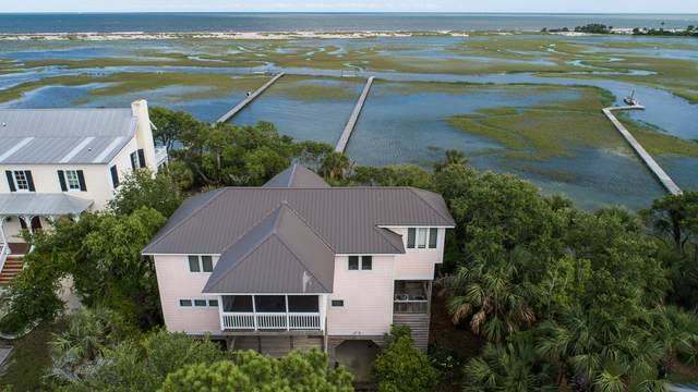 162 Tranquility Lane, Edisto Island, SC 29438 (#20015760) :: The Cassina Group