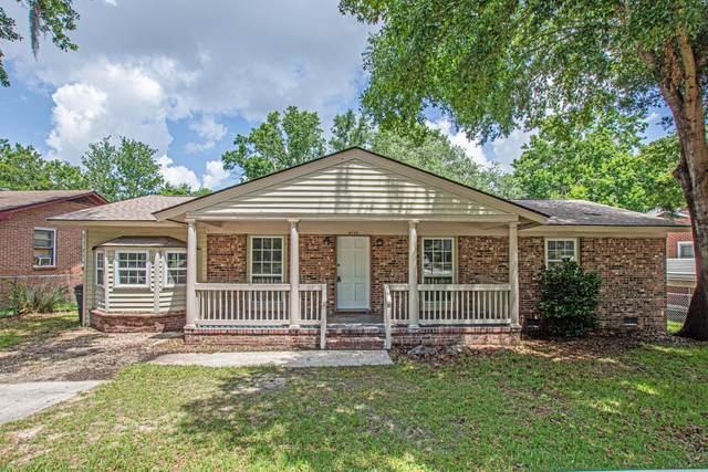 4114 Oakridge Drive, North Charleston, SC 29418 (#20015823) :: The Cassina Group