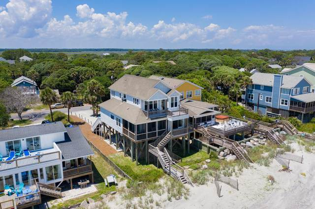 1019 E Arctic Avenue, Folly Beach, SC 29439 (#20015839) :: The Cassina Group