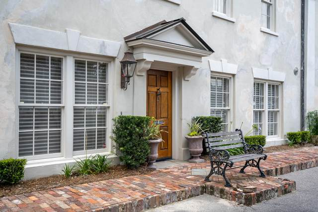 8 Prioleau Street Th1, Charleston, SC 29401 (#20015890) :: The Cassina Group