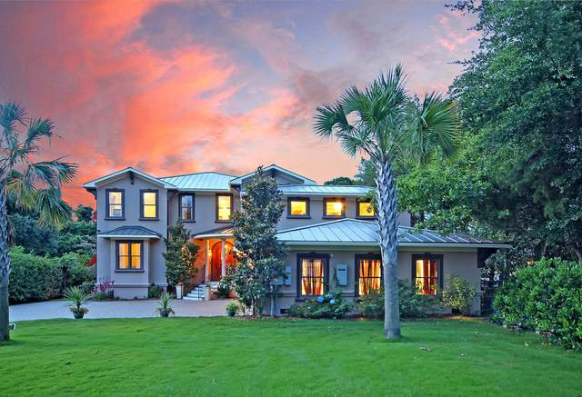 2044 Wappoo Hall Road, Charleston, SC 29412 (#20015900) :: The Cassina Group