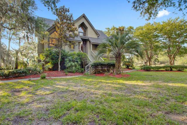 1310 Martins Point Road, Wadmalaw Island, SC 29487 (#20015936) :: The Gregg Team